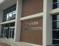 Chesapeake College Dorchester Administration Building Façade Restoration